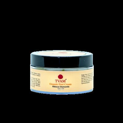 Foot Cream Hibiscus & Chamomile