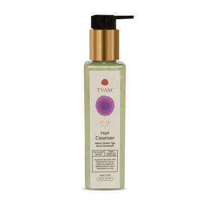 Neem & Green Tea Anti-Dandruff Hair Cleanser