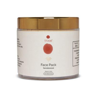 All Natural Face Pack - Sandalwood