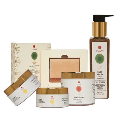 Daily Body/Face Care Package (Dry Skin)