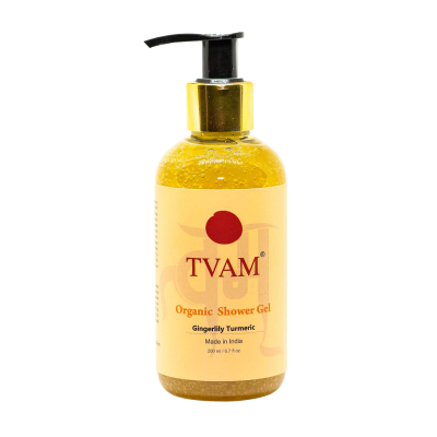 Aromatherapy Shower Gels - Gingerlily Turmeric
