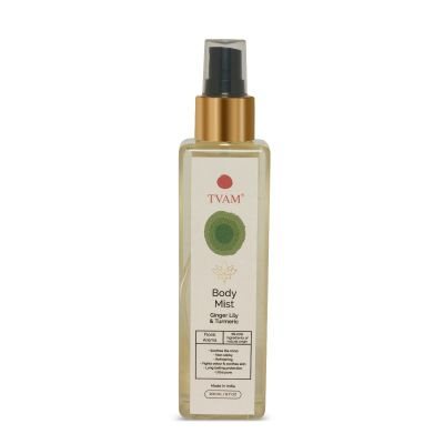 Body Mist - Ginger Lily & Turmeric