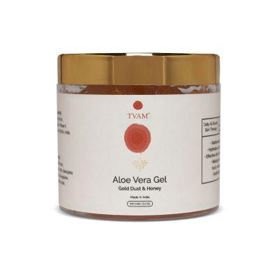 24 Carat Gold Dust Aloe Vera Gel with Honey