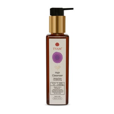 Nourishing Hair Cleanser - Henna Extra Conditioning For Dry Hair