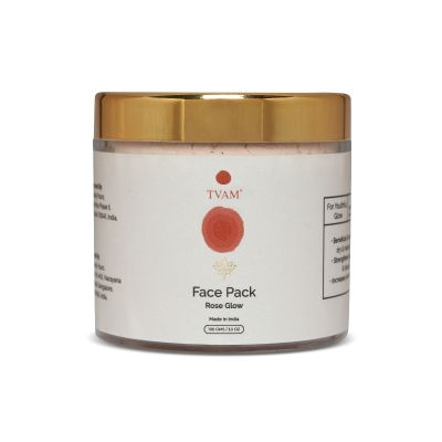 All Natural Face Pack - Rose for Glow