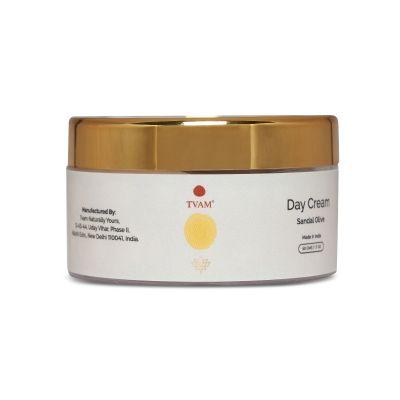 Day Cream - Sandal & Olive