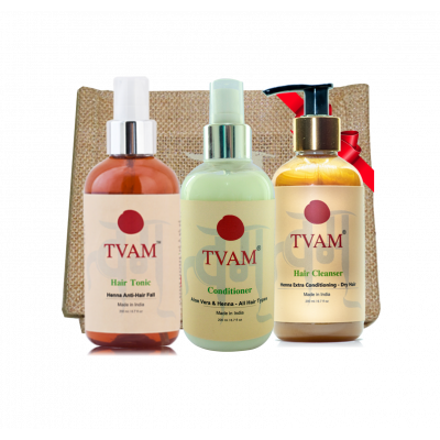 From the Earth - Hair Care Gift - Hair Growth Tonic - Dry Hair