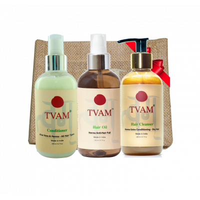 From the Earth - Hair Care Gift - Hair Growth Oil - Dry Hair