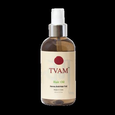 Hair Growth Oil - Henna