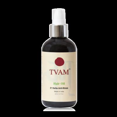 21 Herbs Anti-Stress Hair Oil