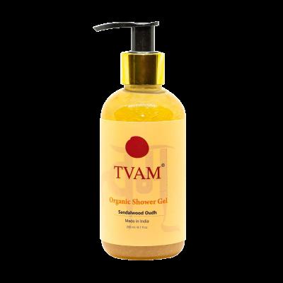 Aromatheraphy Shower Gels - Sandalwood Oudh